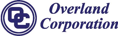 Overland Corporation Retina Logo